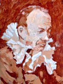 portret eitempera